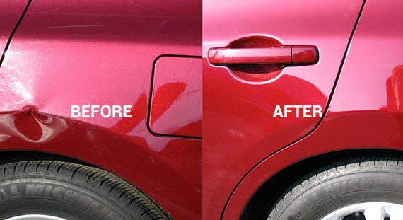 New Port Richey Mobile Dent Repair by PDR Authority