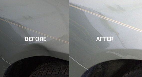 Paintless Dent Repair and Removal in New Port Richey
